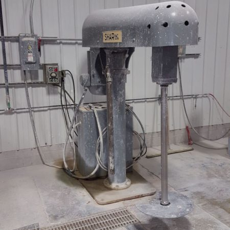 PVPP 003 - SHAR high shear mixer